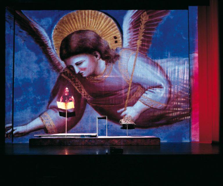 Su Dante, i poeti, l'amore: I fedeli d'amore del Teatro delle Albe