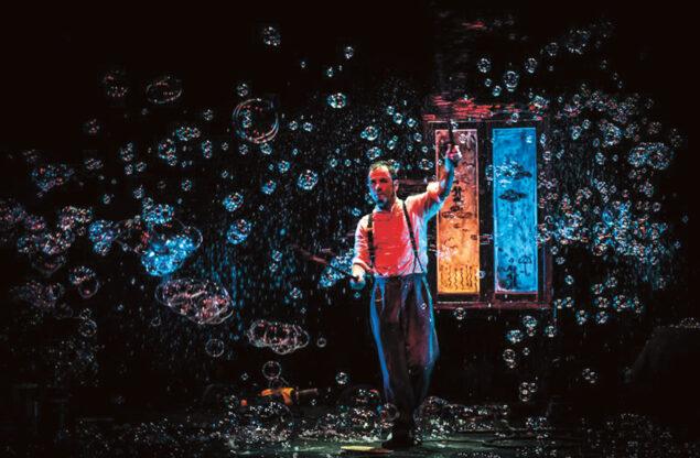 Cafaggi, l'artista capace di creare una bolla d'arte non speculativa