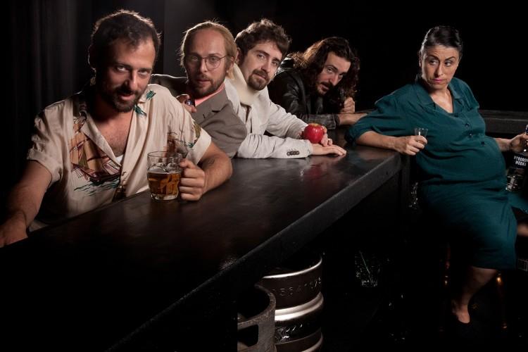 SCRITTURE SULLA SCENA 20/21: Elena Martini su Animali da bar