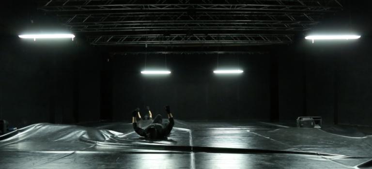 Back to black: ff_fortissimo di  Giampino a Short Theatre