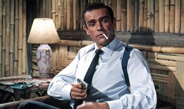 James Bond MOMA