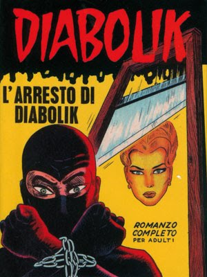 L'arresto di Diabolik (marzo 1963)