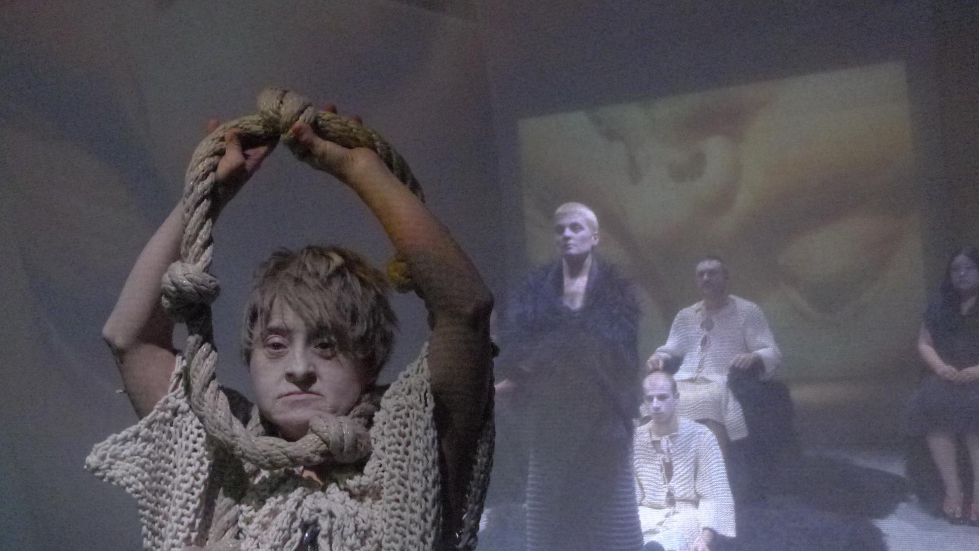 Barbara Voghera in Verdi Re Lear @ Francesco Pititto