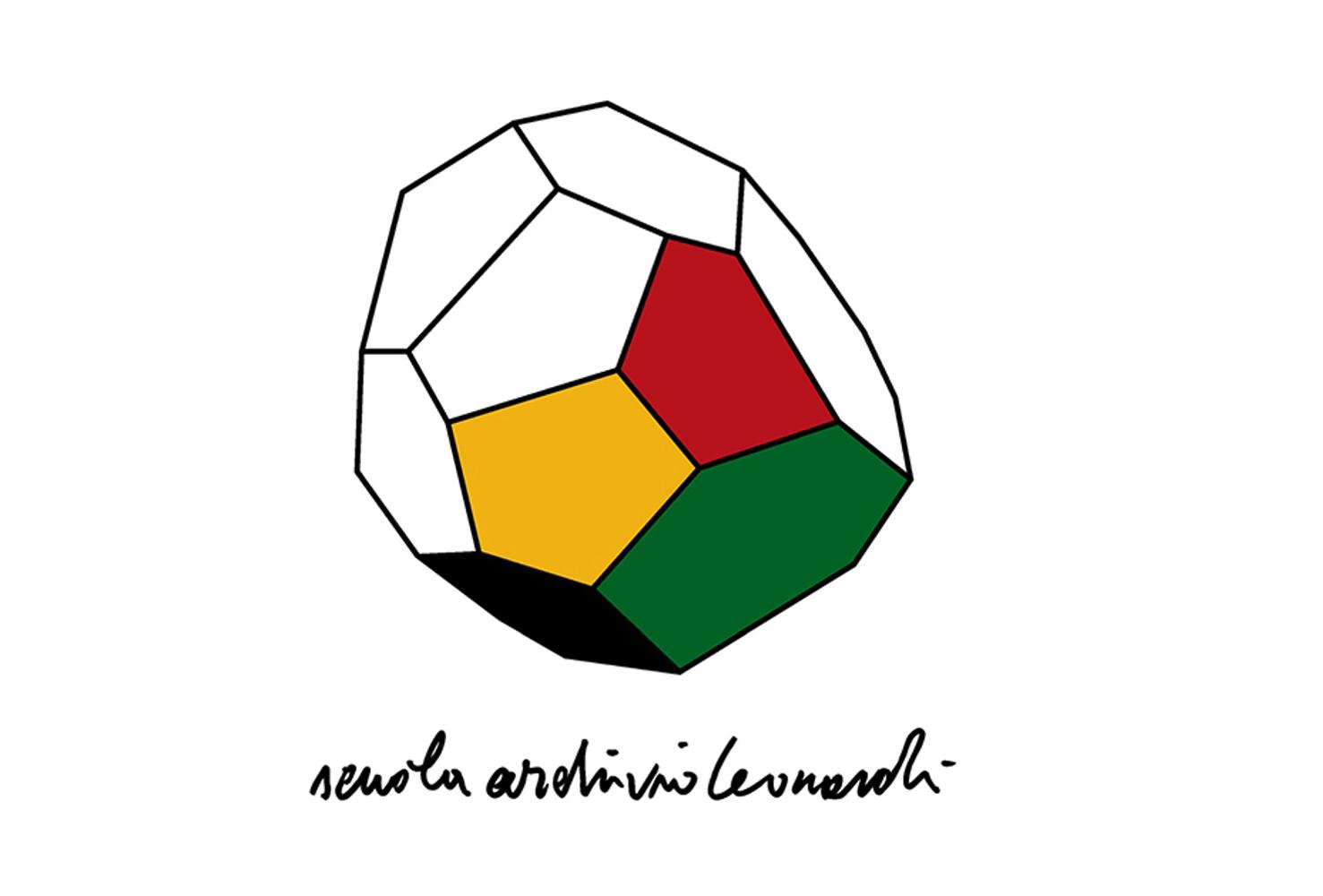 Il logo della Scuola Archivio Leonardi