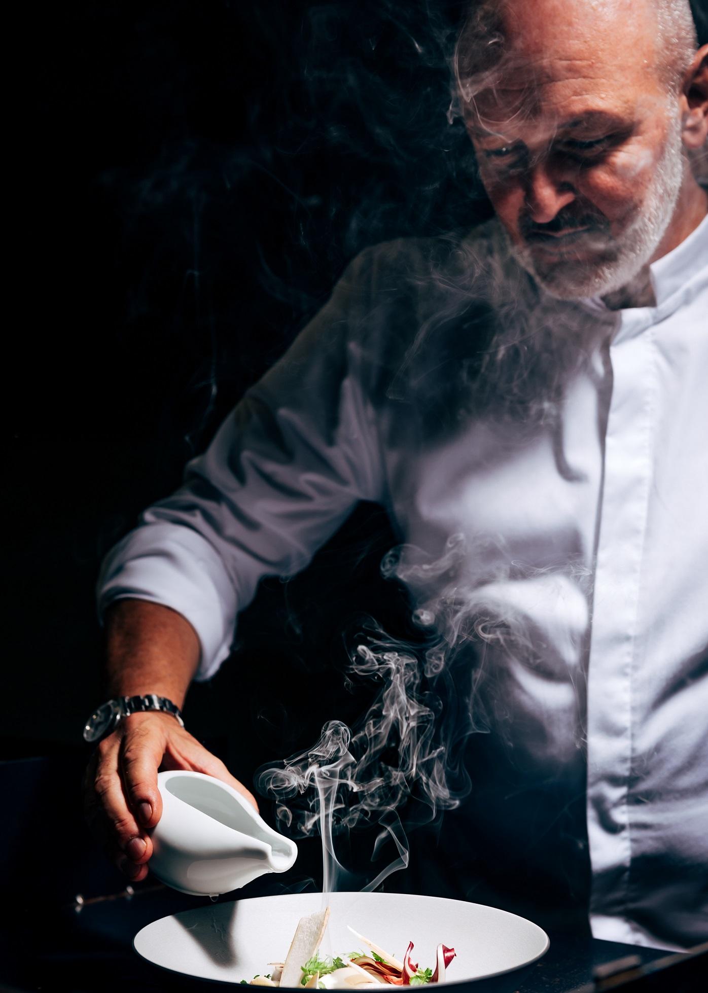 Alessandro Breda chef