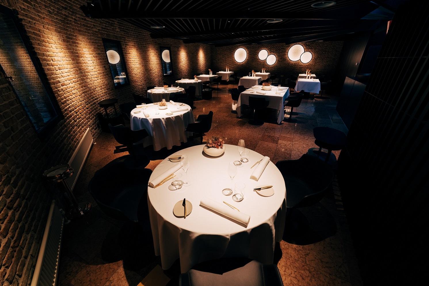 Gellius ristorante sala