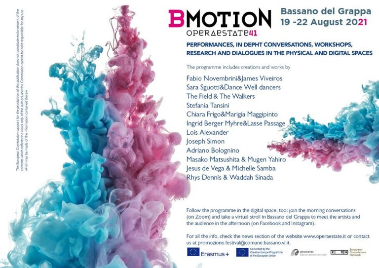B Motion Danza: un percorso fra reale e virtuale nella coreografia contemporanea – parte 1