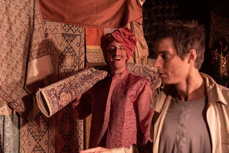 Enaiat e i coccodrilli: il best seller di Fabio Geda diventa un film teatrale per le scuole