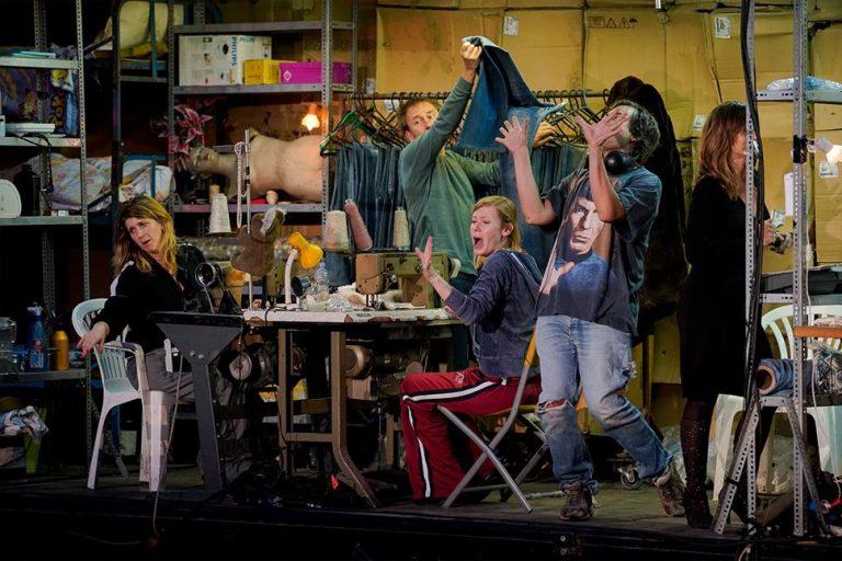 Biennale Teatro #4: il reality crudele e finto di Mundruczo