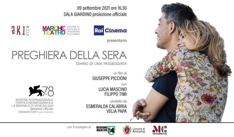 Marche Teatro porta Timi e Mascino dal teatro al cinema: intervista a Giuseppe Piccioni e Velia Papa